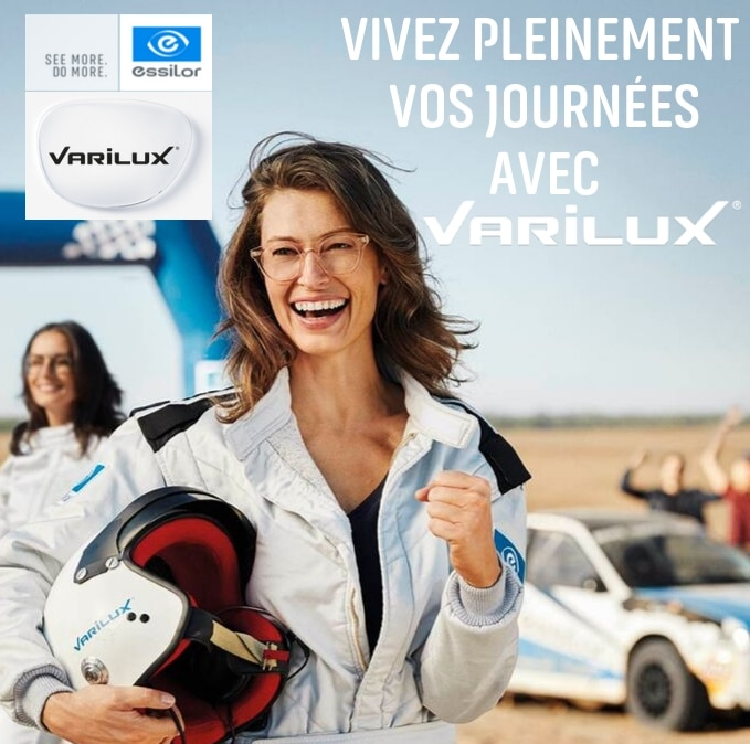 Varilux x design essilor
